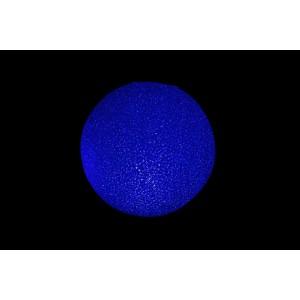 Barevná LED svítící koule 15 cm - měnící barvu