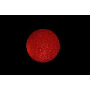 Barevná LED svítící koule 12 cm - měnící barvu