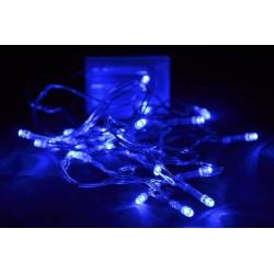 Garth vánoční LED řetěz - 4,5 m, 30 diod, modrý