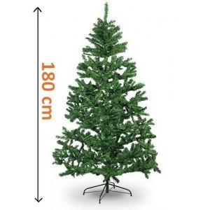 Umělý vánoční strom 1,8 m